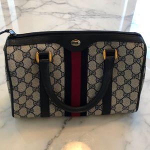Vintage Gucci Boston Bag!